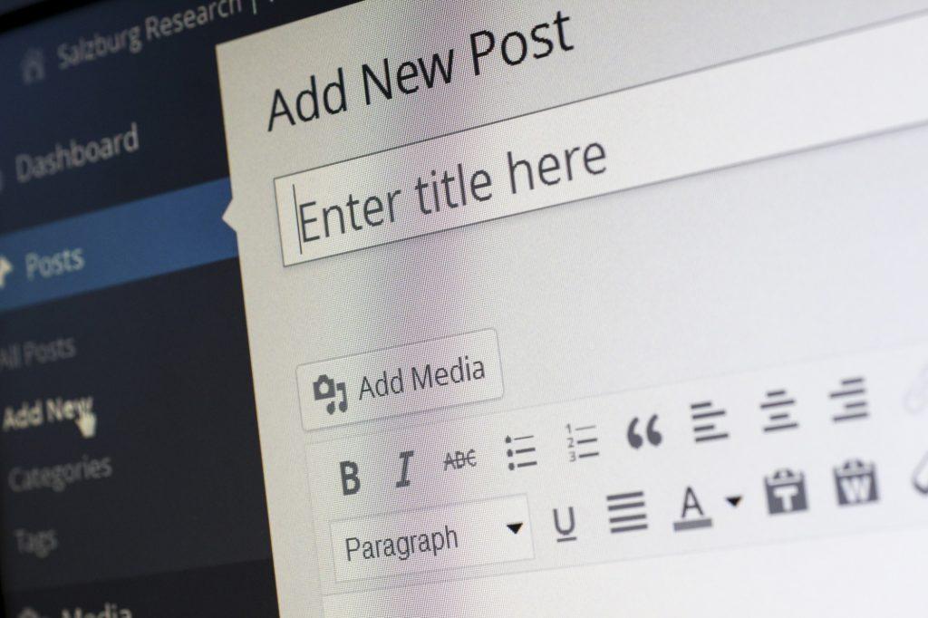 Wordpress Version 5.5.3 Jandbwebdev.com